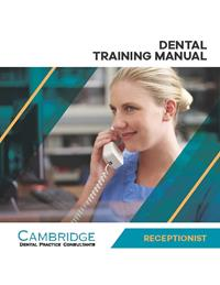 Dental Receptionist Training Manual