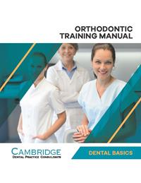 Orthodontic Dental Basics Training Manual