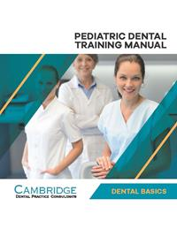 Pediatric Dental Basics Training Manual