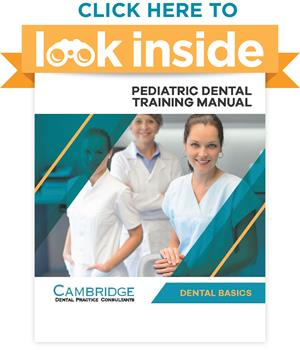 Pediatric Dental Office Manual Dental Basics