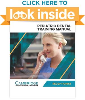 Pediatric Dental Office Manual Receptionist