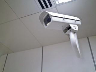 Security cameras?
