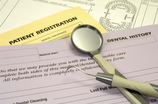 Dental office patient financial policy