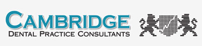 cambridge dental practice management consultant banner logo