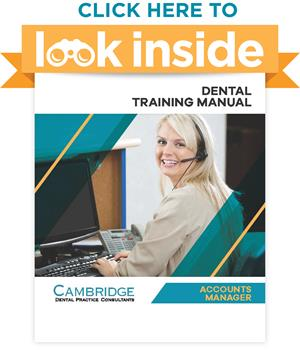 Look Inside Dental Office Accounts Manager
