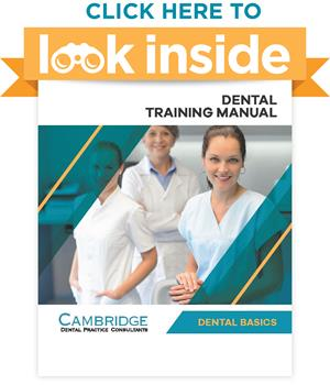 Look Inside Dental Basics Manual