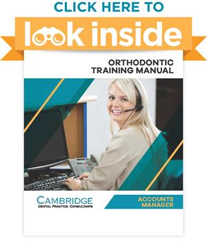 Orthodontic Accounts Manager Manual